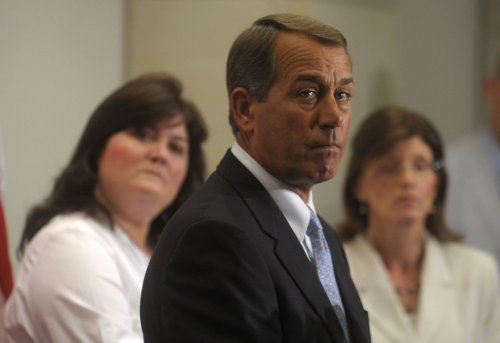 Boehner: Republicans will have health bill
