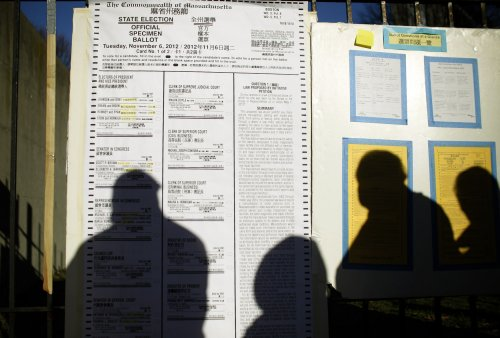 The Year in Review 2012: Statehouses show little political shifting after election