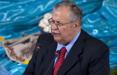 Talabani won't sign Aziz execution order