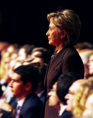 H. Clinton floated as Secretary of State