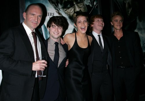 'Harry Potter' tops holiday weekend
