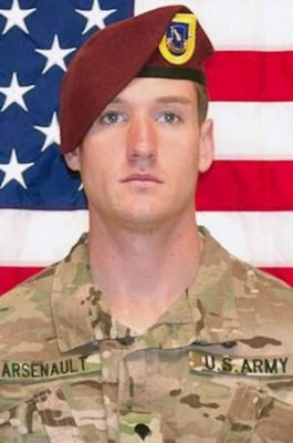 Paratrooper with 82nd airborne killed in Afghanistan