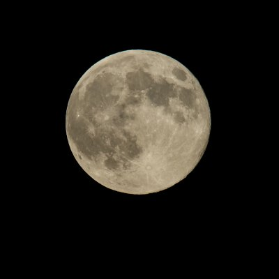 Monday night: Year's final supermoon