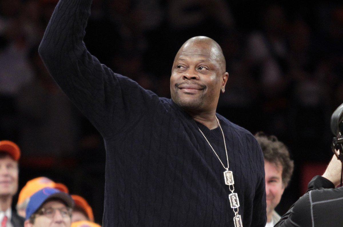 Patrick Ewing scoffs at LeBron James super team UPI