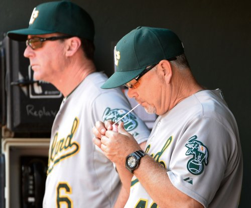 Oakland A's bullpen is collapsing under heavy workload