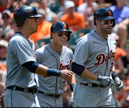 Detroit Tigers' Michael Fulmer continues stellar scoreless streak
