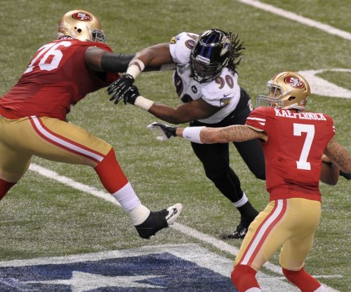 San Francisco 49ers OT Anthony Davis reinstated