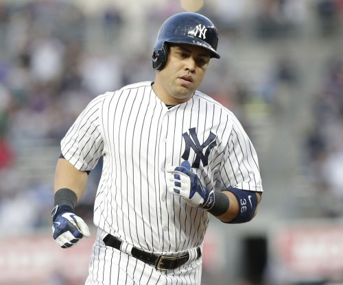 Texas Rangers acquire veteran Carlos Beltran from New York Yankees
