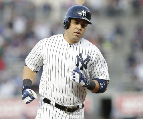 Texas Rangers acquire veteran Carlos Beltran from New York Yankees