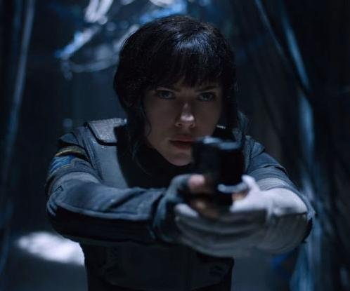 'Ghost in the Shell': Scarlett Johansson stars in a series of teasers