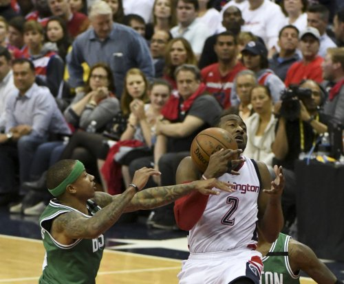 2017 NBA Playoffs: Washington Wizards-Boston Celtics Game 5 preview, update