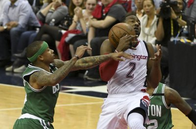 2017 NBA Playoffs: Washington Wizards-Boston Celtics Game 5 preview, update