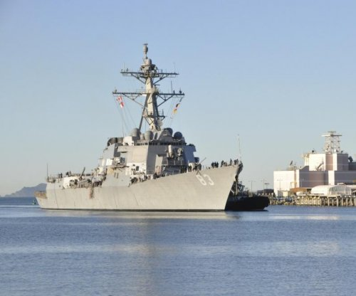 BAE awarded $101M in contracts for maintenance on three Navy ships