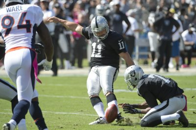 Report: Sebastian Janikowski finished with Raiders