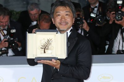 Hirokazu Kore-eda's 'Shoplifters' wins the Palme d'Or at Cannes