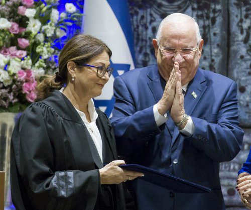 Israeli justice official, high court president caught up in sex trading scandal