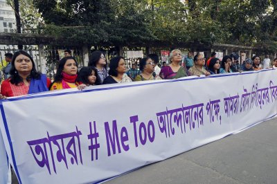Deaths of accused rapists in Bangladesh tied to suspected vigilante
