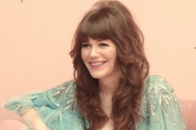 Jenny Lewis releases star-studded music video for 'Red Bull & Hennessy'