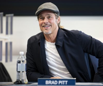 Brad Pitt interviews astronaut from International Space Station