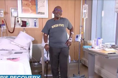 Al Roker walking after hip surgery: 'I already feel better'