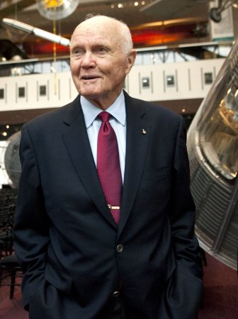 Understatement of the Week: John Glenn