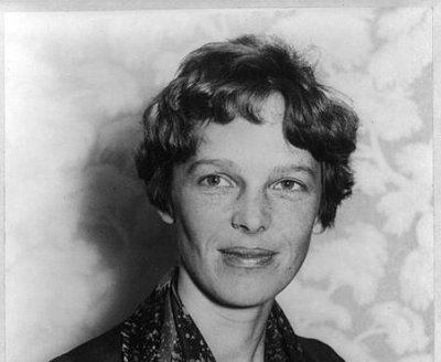 Photo sparks hunt for Earhart aircraft