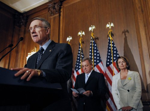 Reid laying groundwork for re-election