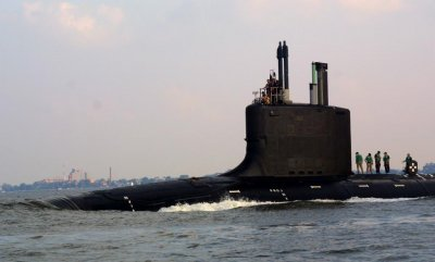 U.S. Navy orders 10 more nuclear submarines