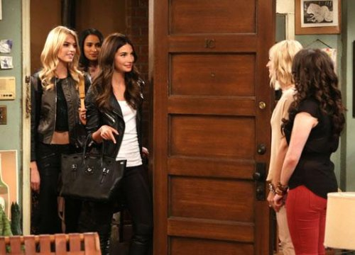 Victoria's Secret models to guest star on '2 Broke Girls'