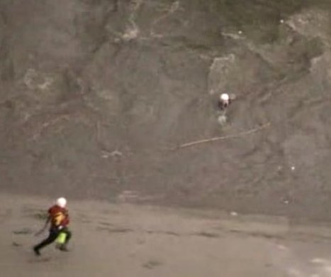 Rescue worker pulled from L.A. River as West-Coast weather destroys homes, causes mudslides, floods, outages