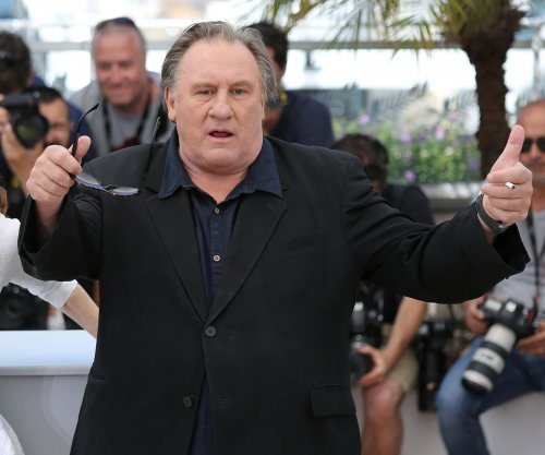 French actor Gerard Depardieu blacklisted in Ukraine