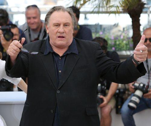 French actor Gerard Depardieu blacklisted in Ukraine