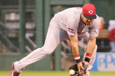Cincinnati Reds break out of scoring drought, rout Chicago Cubs