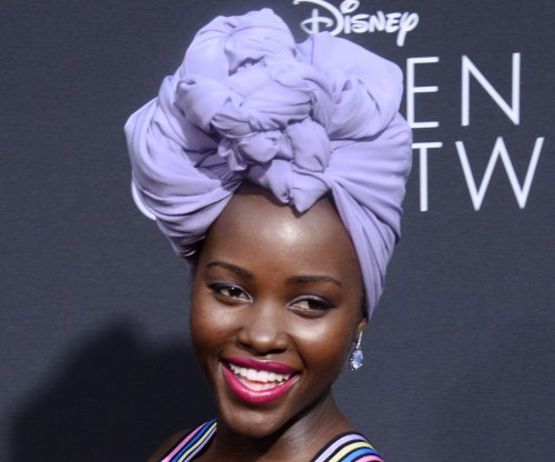 Lupita Nyong'o dazzles at 'Queen of Katwe' premiere