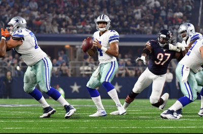 Dak Prescott, Ezekiel Elliott carry Dallas Cowboys past Chicago Bears