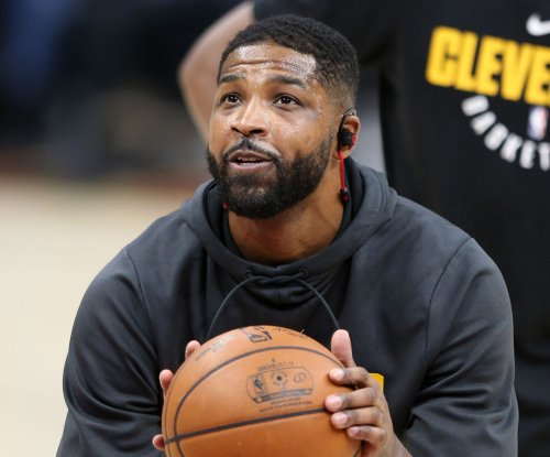Tristan Thompson discusses daughter True: 'She's doing good'