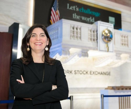 New NYSE chief Stacey Cunningham 'fell in love' with floor on first visit