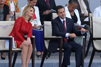 Angelica Rivera seeks divorce from ex-Mexican president Enrique Pena Nieto'