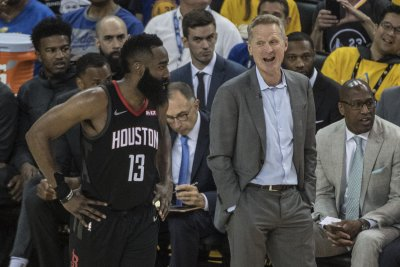 Referee Scott Foster, perceived archenemy of James Harden, to officiate Game 2