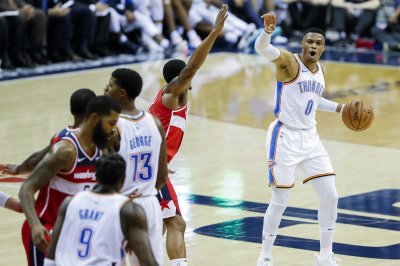 Oklahoma City Thunder's Russell Westbrook, Paul George undergo surgeries