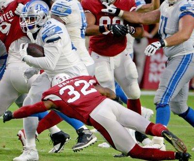 Detroit Lions cut veteran RB C.J. Anderson