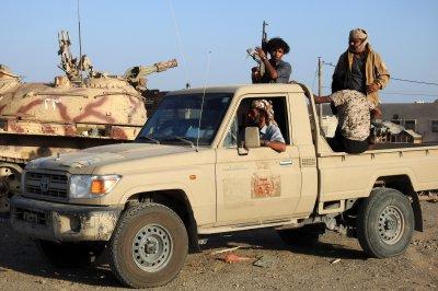 U.S.-made bomb killed civilians in Yemen, human rights group says