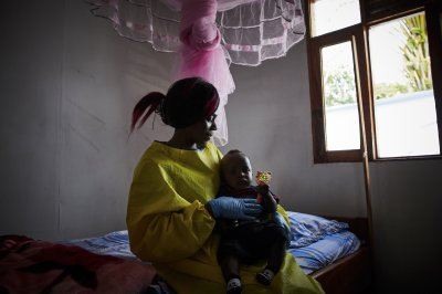 Re-emerging Ebola reported in Democratic Republic of the Congo