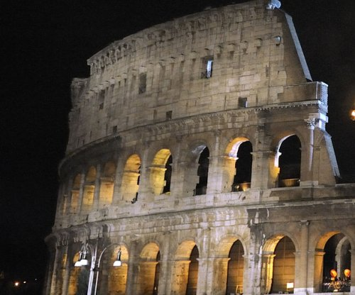 Russian tourist given hefty fine for Colosseum vandalism