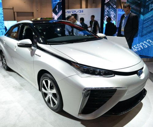 Toyota announces release of hundreds of fuel cell patents