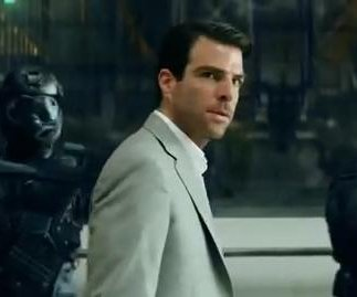 Zachary Quinto stars in new 'Hitman: Agent 47' trailer