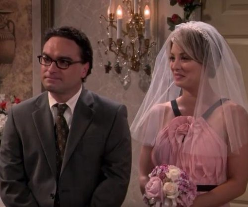 'The Big Bang Theory' previews Leonard and Penny's wedding