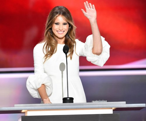 Melania Trump rejects sex assault allegations against her husband