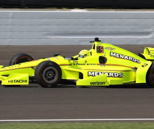 Auto Racing: Honda Indy Toronto qualifying results