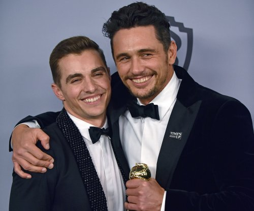 James Franco denies sexual misconduct claims to Stephen Colbert